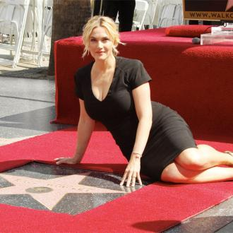 Kate Winslet Receives Walk Of Fame Star