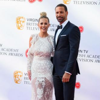 Rio Ferdinand and Kate Wright to wed this weekend?