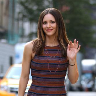 Katharine McPhee 'embarrassed' by kissing pictures