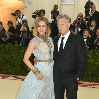 Katharine McPhee and David Foster plan daily Instagram concerts