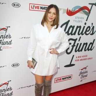 Katharine Mcphee Foster Is 'Really Obsessed' With Facial Oil