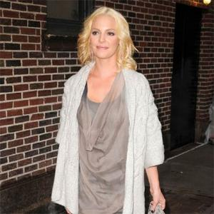 Katherine Heigl Is Comfortable With Body