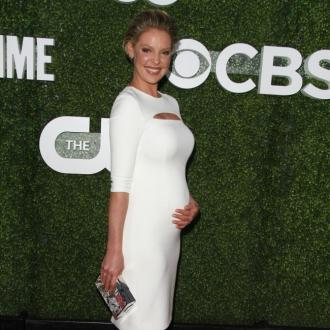 Katherine Heigl's son was a suprise
