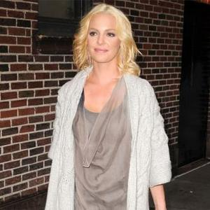 Katherine Heigl Was 'Overcome' When She Met Daughter