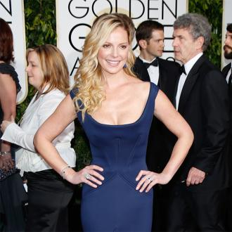 Katherine Heigl had to sneak into the Golden Globes once