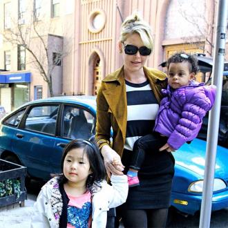 Katherine Heigl's daughters won't stop talking