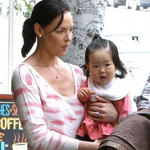 Katherine Heigl Has Dada's Girl
