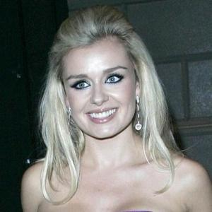 Katherine Jenkins Cries On Stage