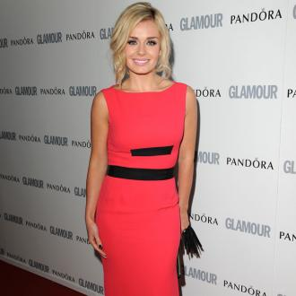 Katherine Jenkins puts family first