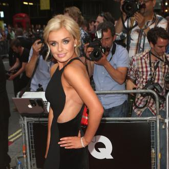 Katherine Jenkins: 'I Sleep With My Eyes Open'