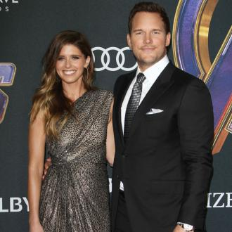 Chris Pratt and Katherine Schwarzenegger make red carpet debut