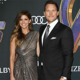 Katherine Schwarzenegger calls Chris Pratt 'darling angel face'