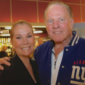 Kathie Lee Gifford pays tribute to dead husband