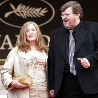Michael Moore gets divorced