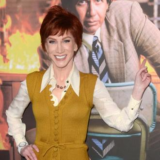 Kathy Griffin sparks outrage with President Trump tweet
