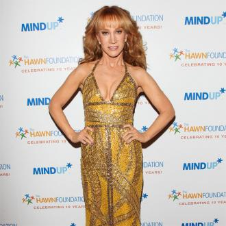Kathy Griffin: Joan is still present