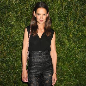 Katie Holmes excited to direct