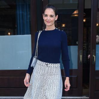 Katie Holmes' Daughter Was A Constant Presence On Movie Set