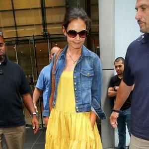 Katie Holmes' Fashion Line Sees Sales Soar After Split