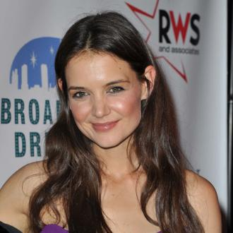 Katie Holmes Won't Show At Nfw