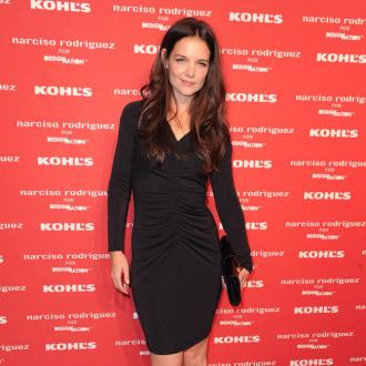 Katie Holmes Has Dating Worries