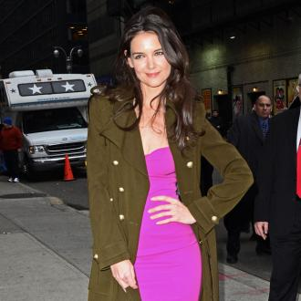 Katie Holmes still adjusting to single life