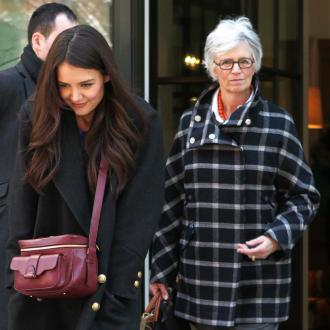 Katie Holmes 'in constant contact' with Luke Kirby