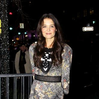 Katie Holmes Photos Her Food