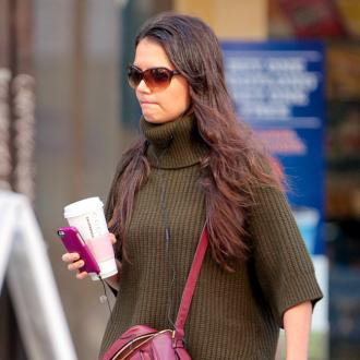 Katie Holmes Tweets Cryptic Quote About 'Inner Conflict'