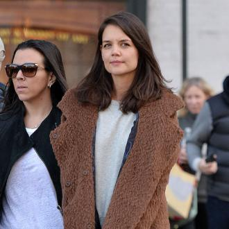 Katie Holmes Celebrates 35th Birthday