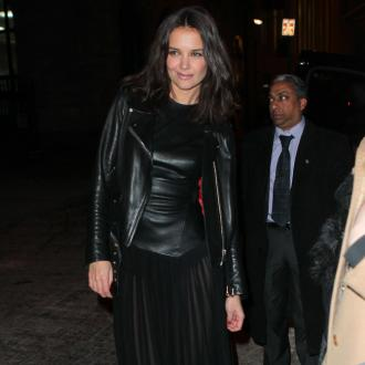 Katie Holmes Doesn't Regret Ending Fashion Line