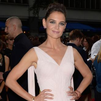 Katie Holmes Learnt To Fire Gun For Miss Meadows