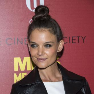 Katie Holmes' telepathic connection with sisters