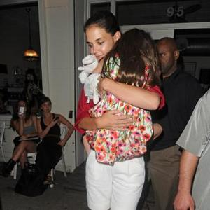 Katie Holmes Wanted To Save Suri From Scientology Tests