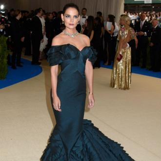 Katie Holmes has kept 'a few' Met Gala dresses for her daughter