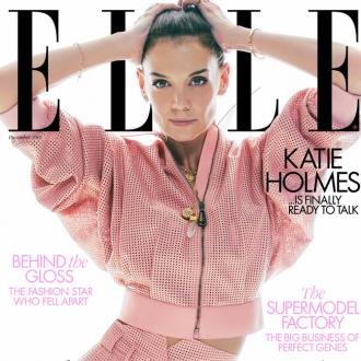 Katie Holmes feels like she and daughter Suri 'grew up together'