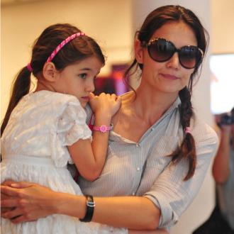 Suri Cruise Wants To Be A Gymnast