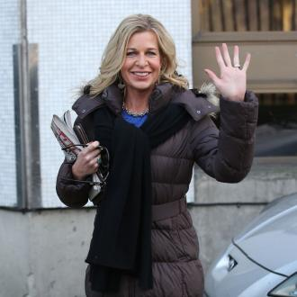 Katie Hopkins rushed to hospital following shoulder injury at train station