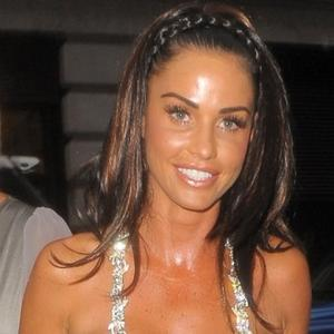 Katie Price Free To Tour