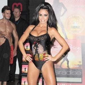 Katie Price To Strip At 50
