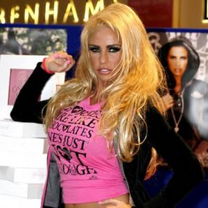 Katie Price Boosted Lips Because Of Peer Pressure