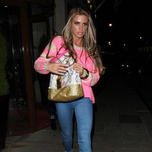 Katie Price Named Celebrity Mum Of The Year