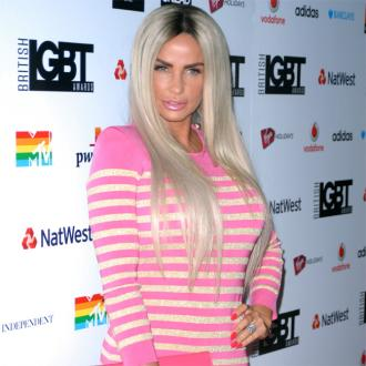 Katie Price ignores critics of her mothering style