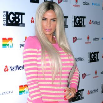 Katie Price open to singing at funerals