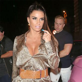 Katie Price back in studio to 'relaunch' music career