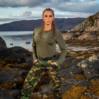 Katie Price wants Ant Middleton to be the next James Bond