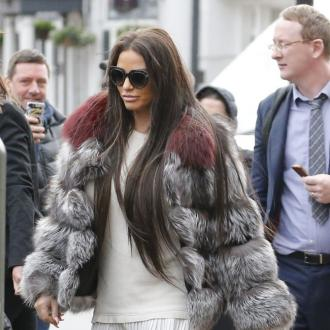 Katie Price thinks she's ghost-free after moving out of mansion