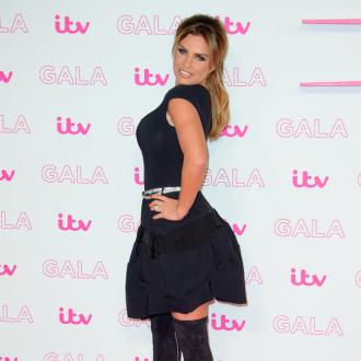Katie Price had backpack stolen by intruders