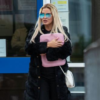 Katie Price could 'lose a leg' if her injuries get infected: 'She's terrified'