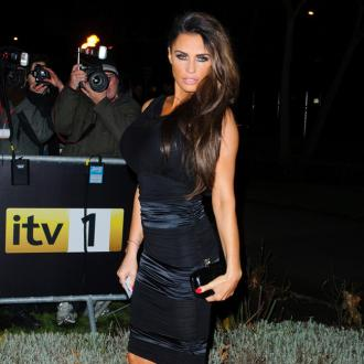 Katie Price Keeping Baby's Sex A Secret